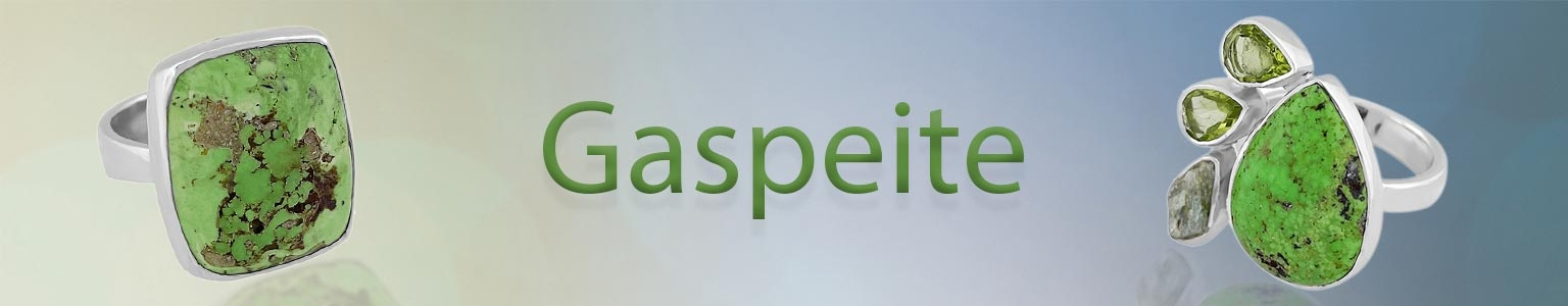 Gaspeite