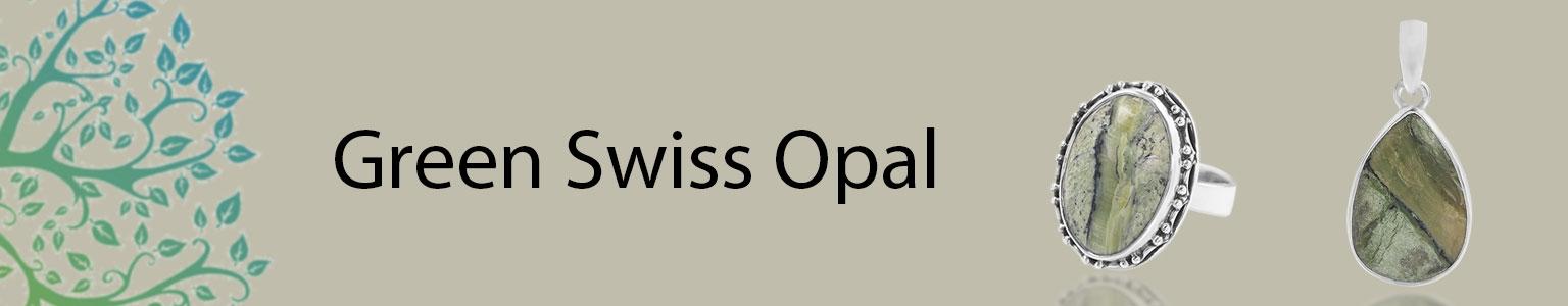 Green Swiss Opal