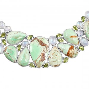 Variscite Necklace-NJ