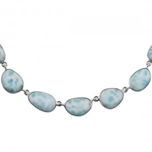 Larimar Necklace-NSL