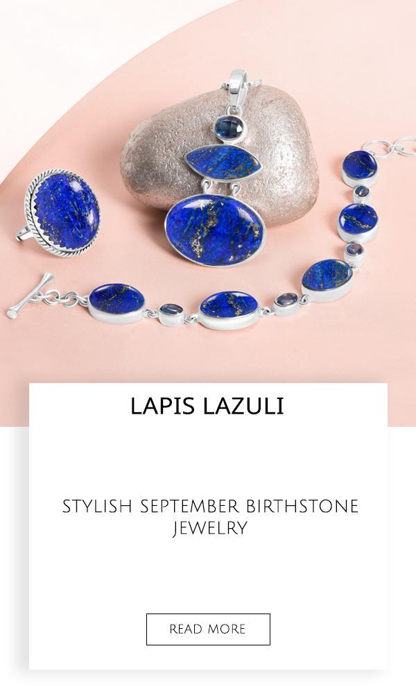 Lapis Lazuli–A September Birthstone