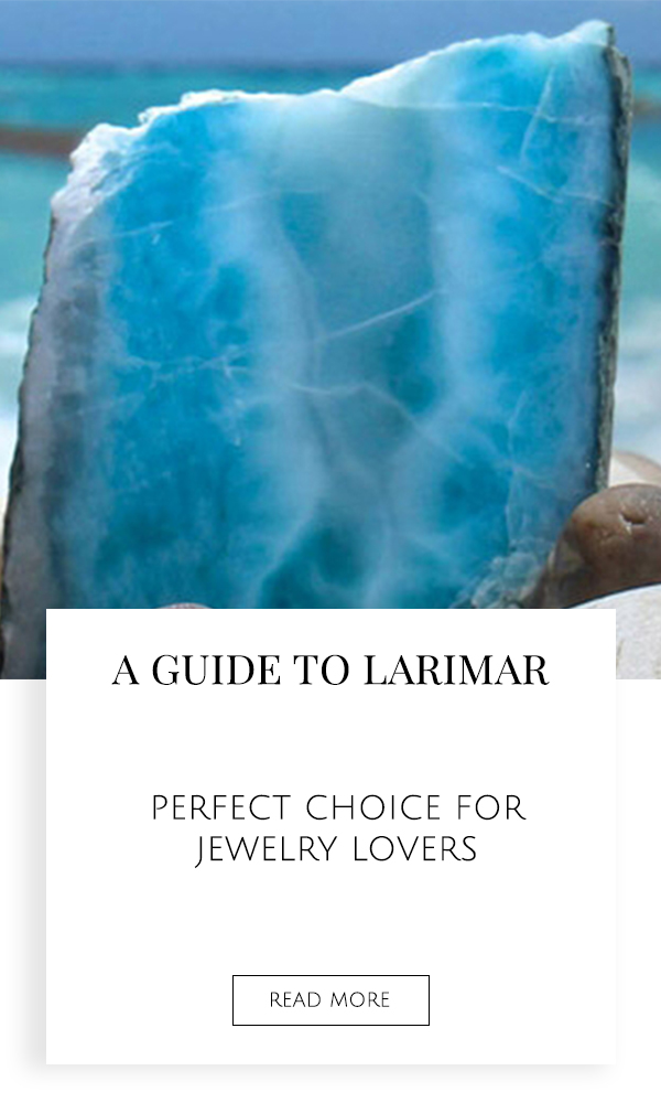 A Complete Guide For A Larimar Gemstone jewelry lover