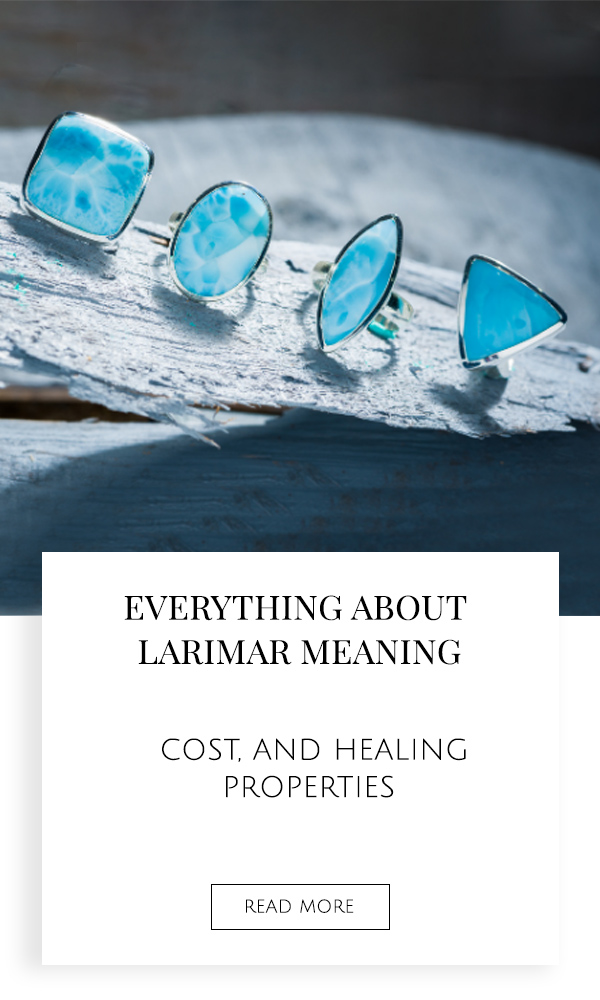 Everything About Larimar meaning, cost, and healing properties