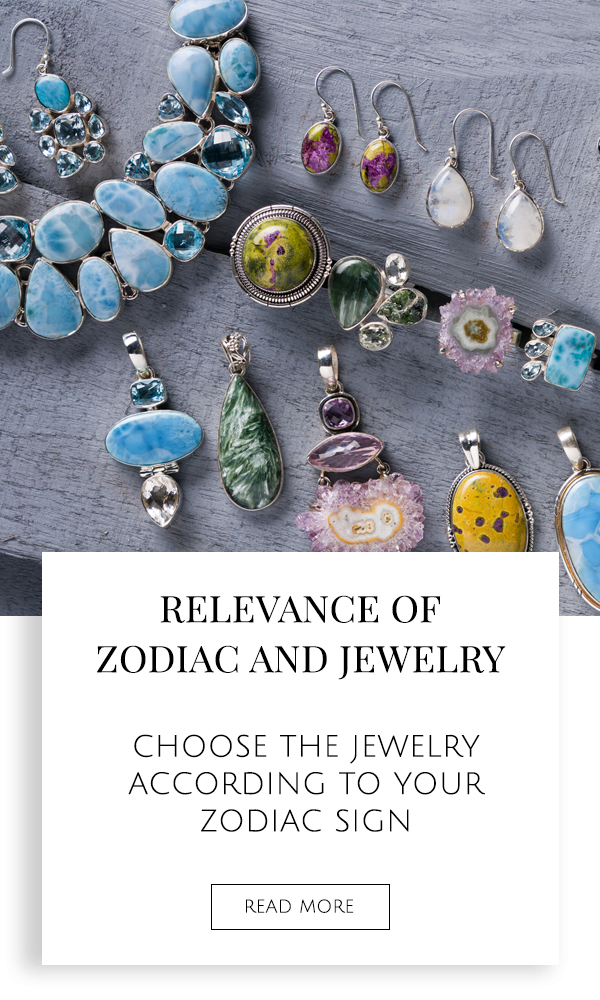 Which Jewelry to Wear According To Your Zodiac Sign