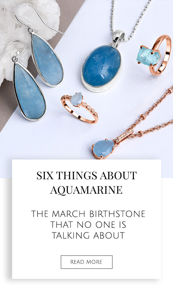 Six Things About Aquamarine, the March Birthstone That No One Is Talking About