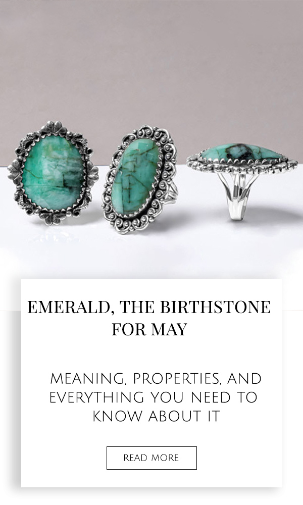 Emerald, the birthstone for May – meaning, properties, and everything you need to know about it