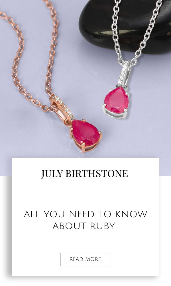 July Birthstone: All You need to know About Ruby Birthstone