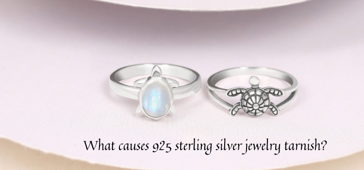 Why Does 925 Sterling Silver Jewelry Tarnish And How To Prevent It?
