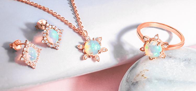 Opal jewelry wholesale