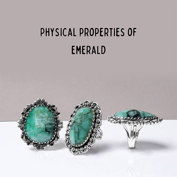 Physical properties of emerald