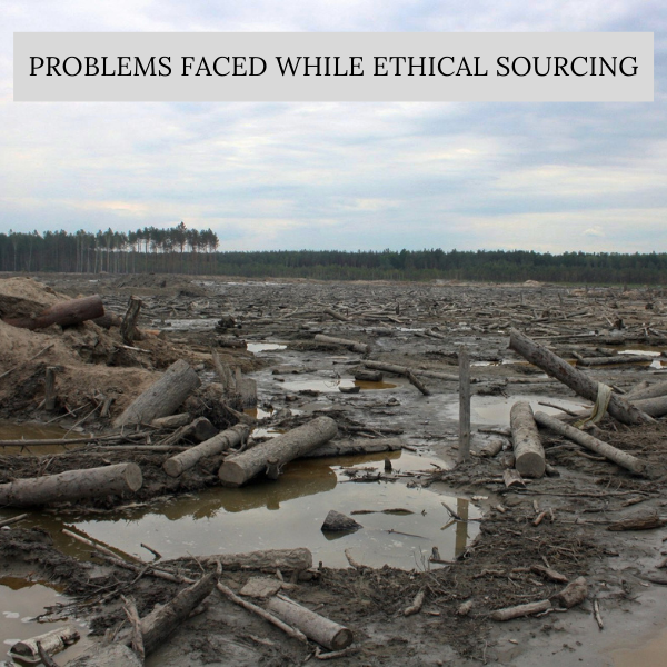 Problems Faced While Ethical Sourcing