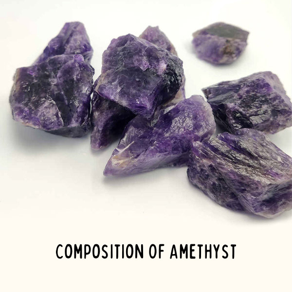 Composition of Amethyst