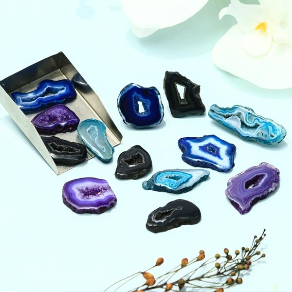 Agate Stone Collection