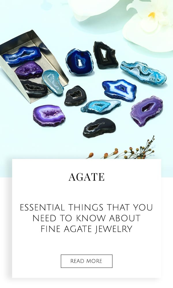 Essential Things You Need to know About Fine Agate Jewelry