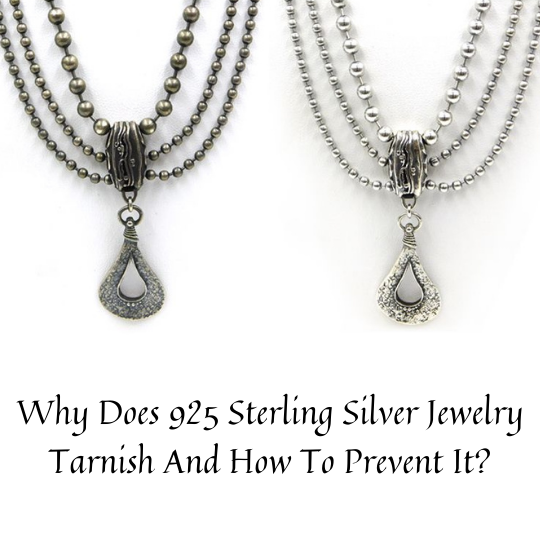Sterling Silver Tarnish – reasons & cures