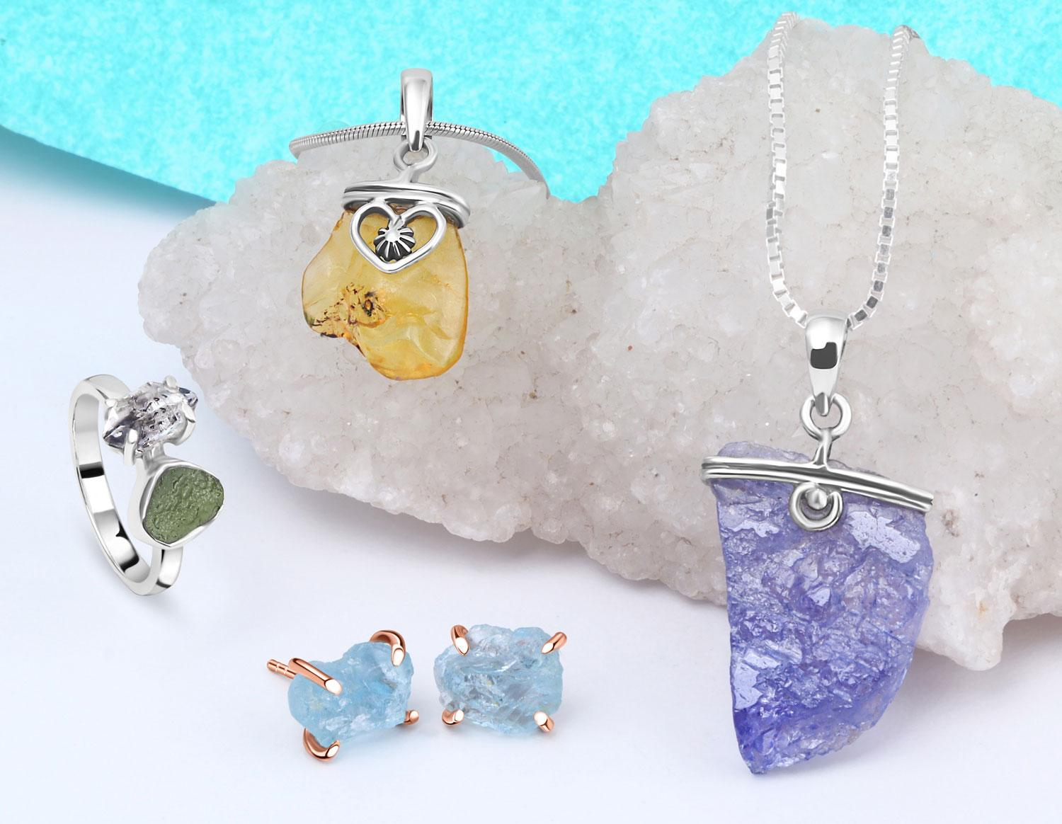 Raw Crystal Collection